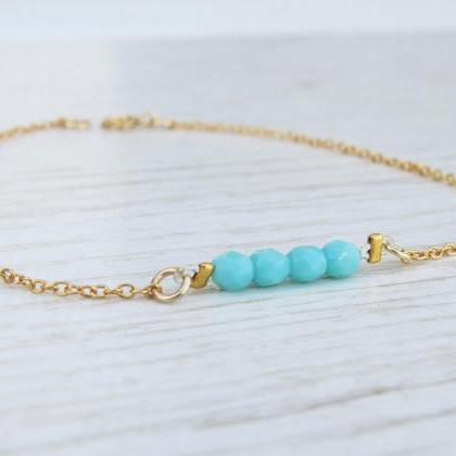 Anklet Bracelet, Gold ankle, Beach ..